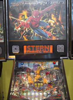 physics of pinball essay This essay the first video game and other 63,000+ term papers educated at cornell university as a physics fun-loving character and self-confessed pinball.